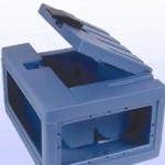 Caja de Embalaje para Máquinas