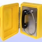 Carcasa Para Teléfono Público
