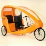Triciclo - Bicitaxi