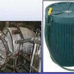 Molde de Aleación de Aluminio y Producto
