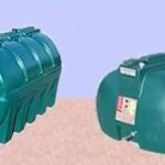 Tanques Para Almacenamiento de Agua Horizontales
