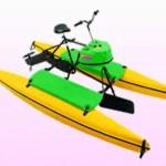Bicicleta Acuática