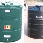 Tanques Para Almacenamiento de Agua Verticales