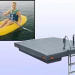 Kayak y Plataforma Flotante
