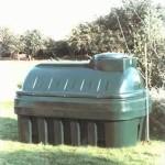 Tanque Para Almacenamiento de Agua Horizontal