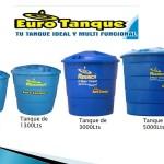 Euro Tanque - Tanque Multifuncional - Capacidades